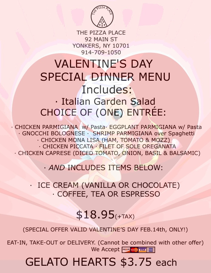 Your Romanic Valentine S Day Dinner In The New Downtown Yonkers